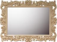 Зеркало Embawood Лючия 1000x750 мм кремовый