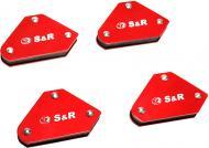 Фіксатор S&R магнітний 4 шт 290104005