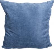 Подушка декоративна Велмарт 45x45 см сіро-блакитний