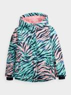 Куртка 4F J4Z20-JKUDN403-90S р.122 різнокольоровий