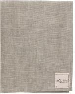 Серветка La Nuit Шато однотонна 45x35 см сірий