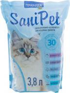 Наповнювач для котячого туалету Природа Sani Pet 3,8 л