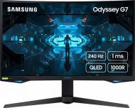 Монитор Samsung Odyssey G7 26,9 (LC27G75TQSIXCI)