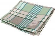 Ранер Шато клітинка 40x140 см зелений La Nuit