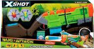 Бластер Zuru скорострельный X-Shot Crossbow Атака по жукам