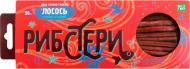 Лосось Сільвер Фуд солено-сушеный Рибстери 50 г (4820022654526)
