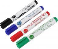 Набор маркеров Centrum для доски 2-5 мм 4 шт. 80832 80832 разноцветный