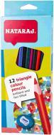 Олівці кольорові 201250005, 12 шт. Nataraj