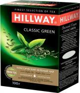Чай зелений Hillway Класік Грін (8886300990089) 100 г