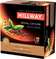 Чай чорний Hillway Роял Цейлон (8886300990058) 100 шт. 250 г