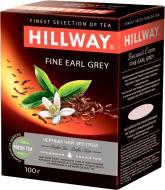 Чай чорний Hillway Файн Ерл Грей Бергамот (8886300990065) 100 г