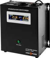 Джерело безперебійного живлення (ДБЖ) LogicPower 10A/15A LPY- W - PSW-1500VA+ (1050Вт)