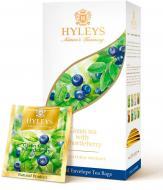 Чай зелений Hyleys Гармонія природи з чорницею 25 шт.