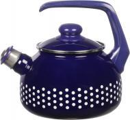 Чайник Горох синій 2,5 л 116661 METALAC
