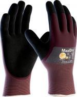 Рукавички ATG MaxiDry для мастильних матеріалів 10 р. 1 пар 56-425