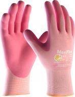 Рукавички ATG MaxiFlex Active захисні з вітаміном Е і алое вера 6 р. 1 пар 34-814