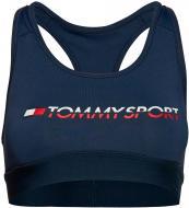 Бра Tommy Hilfiger Sport SPORTS BRA MEDIUM TRI LOGO S10S100072401 XS темно-синій