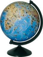 Глобус фізичний з тваринами 26 см