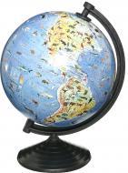 Глобус із тваринами 26 см