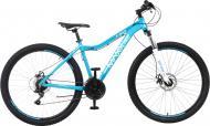 """Велосипед 27,5"""" MaxxPro F300 блакитний F300-21"""