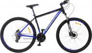 """Велосипед 29"""" MaxxPro M410 чорний M410-21"""