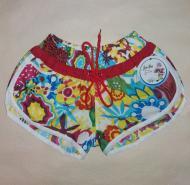 Шорты для девочки Gie Bu на рост 152 см XXL Разноцветный (ю215)