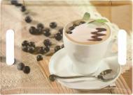 Набір таць Кава з фруктами 2 шт.
