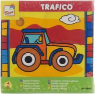 Пазли Bino Трактор 88007