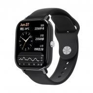 Смарт-часы NO.1 DT36 Black (разговор, тонометр, пульсоксиметр)
