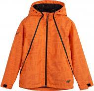 Куртка 4F J4L21-JKUM201A-70S 122 помаранчевий