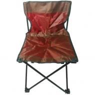 Складной стул туристический HLV MH-3069L Красный