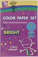 Папір кольоровий А4 CFS 14 аркушів 7 кольорів CF21103 Cool For School
