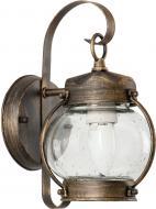 Світильник садовий Інтерклас Бургас 136Н E27 40 Вт бронзовий 1032