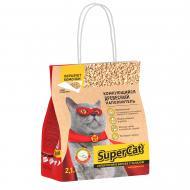 Наповнювач Super Cat Комкуючий 2,1 кг