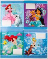 Комплект зошитів Міцар Ц632014У скоба 12 арк клітинка Серія Princess 25 шт (267069)
