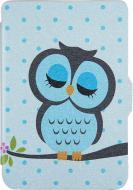 Чохол-книжка AIRON Premium PocketBook 616/627/632 aqua blue