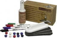 Набор стартовый Ecoboards для маркерных досок с 5 предметов AS116 2х3