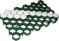Газонна решітка модульна 594х363х35.7 мм