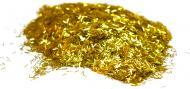 Глітер Люрекс золото SILKPLASTER 0,01 кг