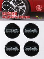 Наліпка-шильда O-Z racing