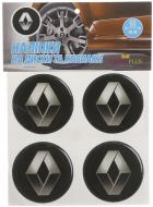 Наліпка TERRAPLUS на ковпаки та диски Renault 60 мм