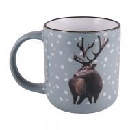 Чашка New Year's Deer 320 мл M0420-K2 Milika