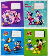 Комплект зошитів Міцар Ц697017У скоба 18 арк лінія Mickey Mouse 20 шт (268425)