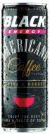 Енергетик Black Energy Americano Coffee 250 мл