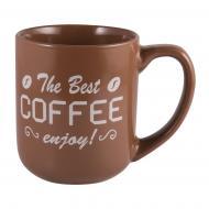 Чашка Enjoy DarkBlue 500 мл M0420-K3954BR Milika