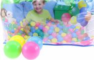 Набір Bestway для ігрових центрів кульки-м'ячики 6,4 см 100 шт. 52027