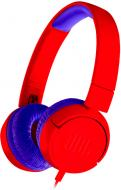 Наушники JBL® JR 300 red JBLJR300BLU