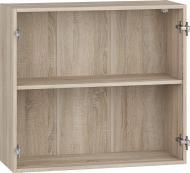Шкаф верхний Грейд распашной (стандарт) 800x720x300 мм дуб сонома