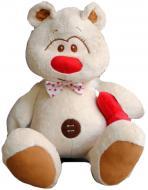 Мягкая игрушка Stip Медведь Поль с сердцем 45 см 4840437602295