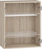 Шкаф верхний Грейд под сушилку (стандарт) 600x720x300 мм дуб сонома